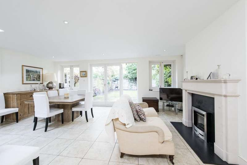 6 Bedrooms Terraced House for sale in Ramsden Road, SW12