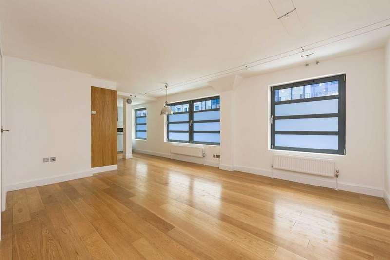 2 Bedrooms Apartment Flat for sale in North Mews, WC1N