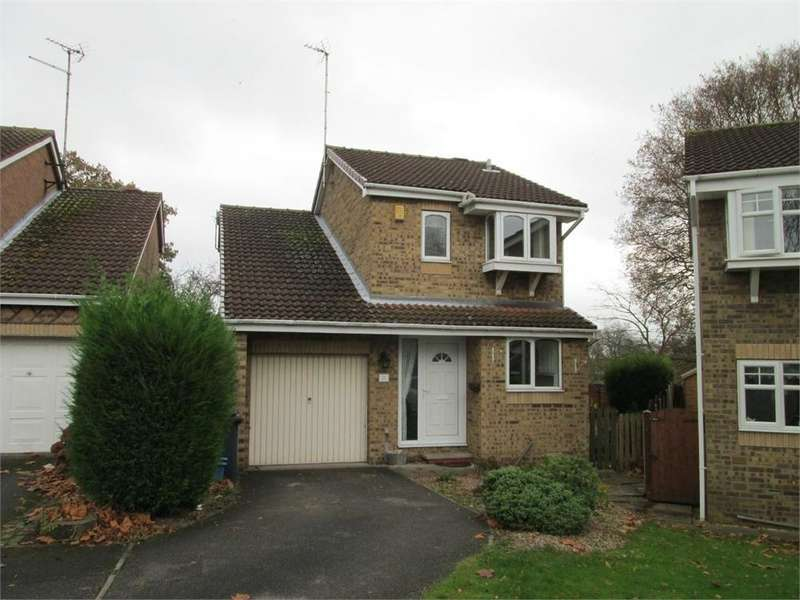 3 Bedrooms Detached House for sale in Rippon Court, Rawmarsh, ROTHERHAM, South Yorkshire