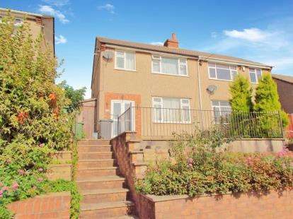 3 Bedrooms Semi Detached House for sale in Westerleigh Road, Downend, Bristol