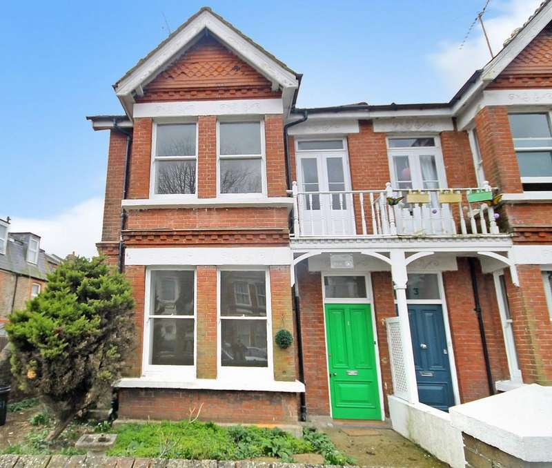 5 Bedrooms Semi Detached House for sale in Wyke Avenue, Worthing BN11 1PB