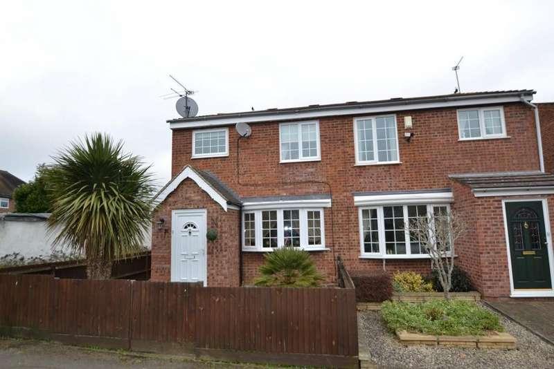 3 Bedrooms Semi Detached House for sale in Silverfield, Broxbourne, EN10