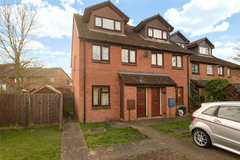 2 Bedrooms Maisonette Flat for sale in Berrydale Road, Hayes, Middlesex, UB4