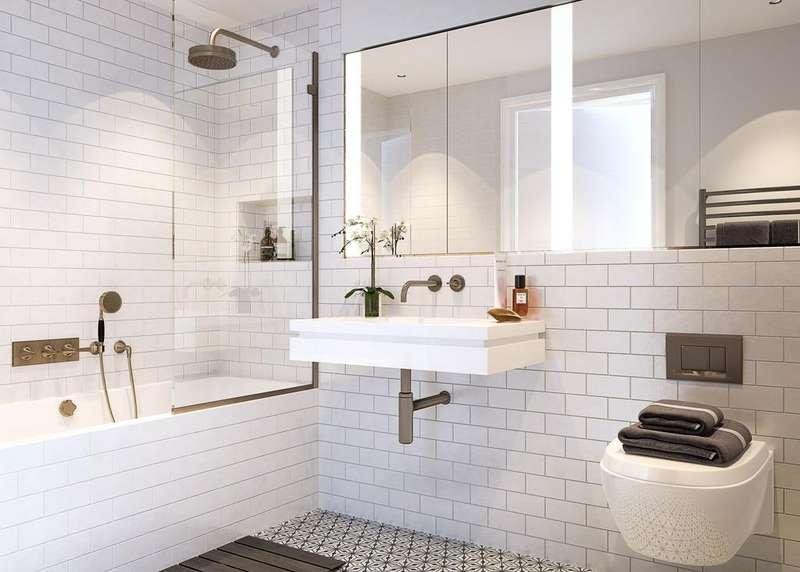 2 Bedrooms Flat for sale in The Gransden, Gransden Avenue, Hackney, London