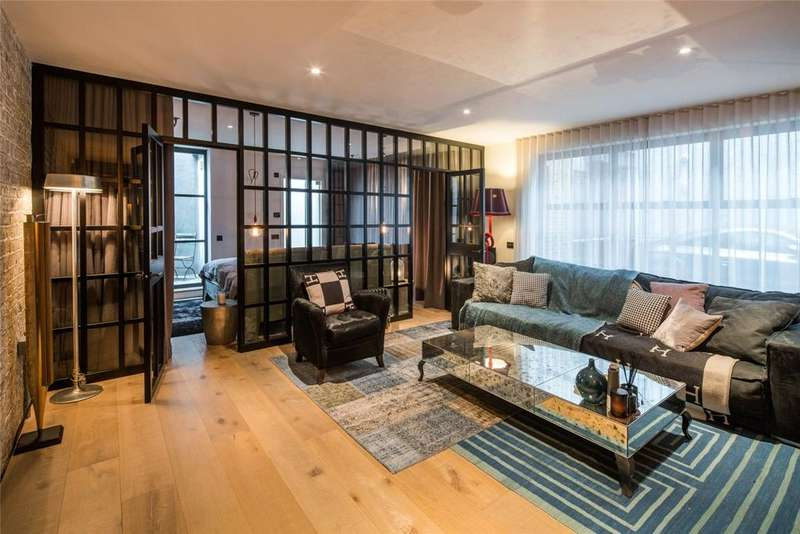 2 Bedrooms Flat for sale in Rochester Place, Camden, London, NW1