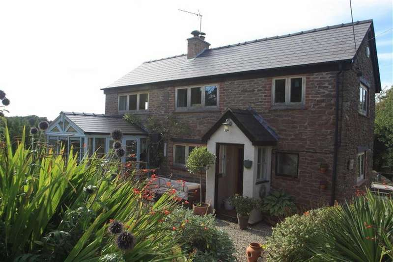 3 Bedrooms Detached House for sale in LITTLE COWARNE, Little Cowarne Bromyard, Herefordshire