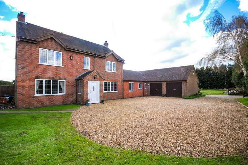 7 Bedrooms Detached House for sale in Mere Pits Cottages, Elford Road, Elford, Tamworth, Staffordshire