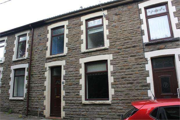3 Bedrooms Terraced House for sale in Railway View, Williamstown, Tonypandy, Rhondda Cynon Taff. CF40 1RF