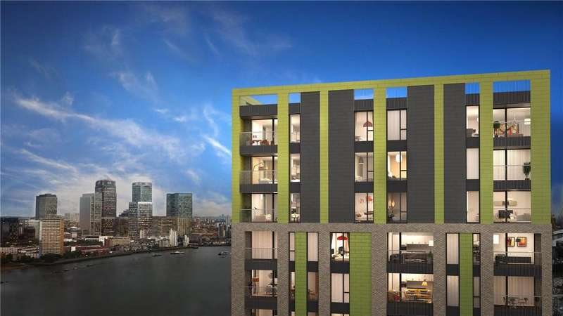 3 Bedrooms Apartment Flat for sale in Precision, Greenwich, SE10