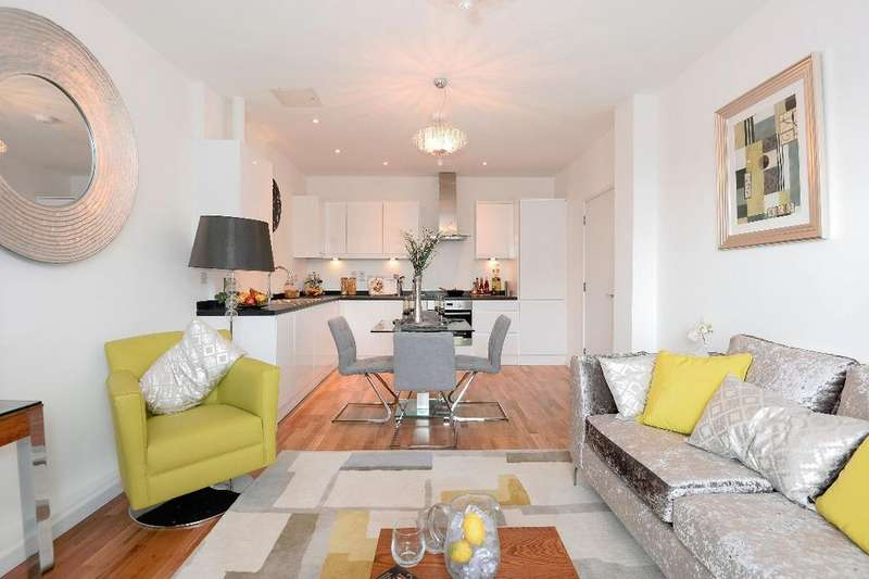 2 Bedrooms Flat for sale in The Heath Square Apartments Haywards Heath RH16