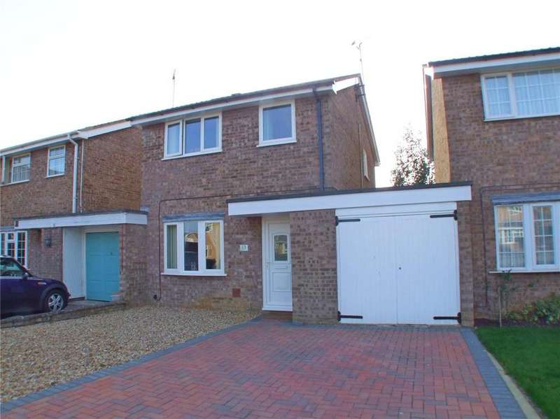 Link Detached House for sale in Knight Close, Deeping St. James, Peterborough, PE6