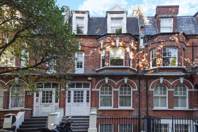 3 Bedrooms Flat for sale in Crookham Road, Fulham, SW6