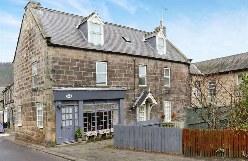 2 Bedrooms Flat for sale in Bridge Street, Rothbury, Morpeth, Northumberland