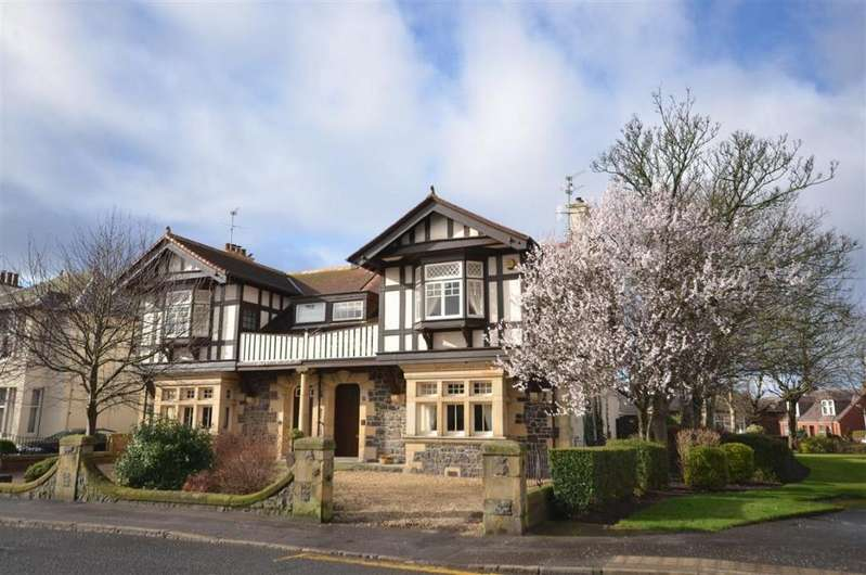 4 Bedrooms Semi-detached Villa House for sale in 2 Ayr Road, Prestwick, KA9 1PZ