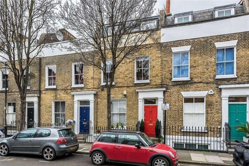 3 Bedrooms Terraced House for sale in Haverstock Street, Angel, London, N1