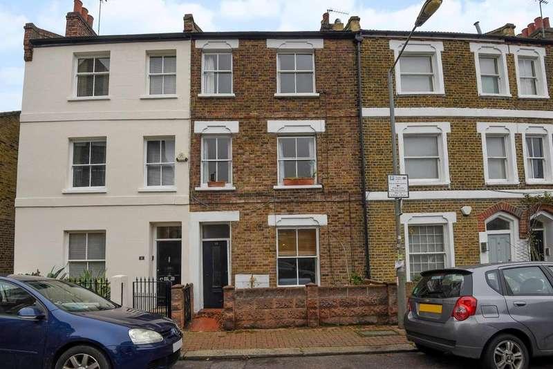 3 Bedrooms Terraced House for sale in Bridge Lane, Battersea, SW11