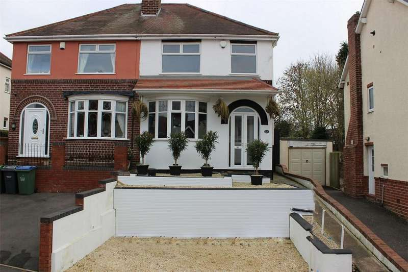 3 Bedrooms Semi Detached House for sale in 56 Duke Street, ROWLEY REGIS, West Midlands