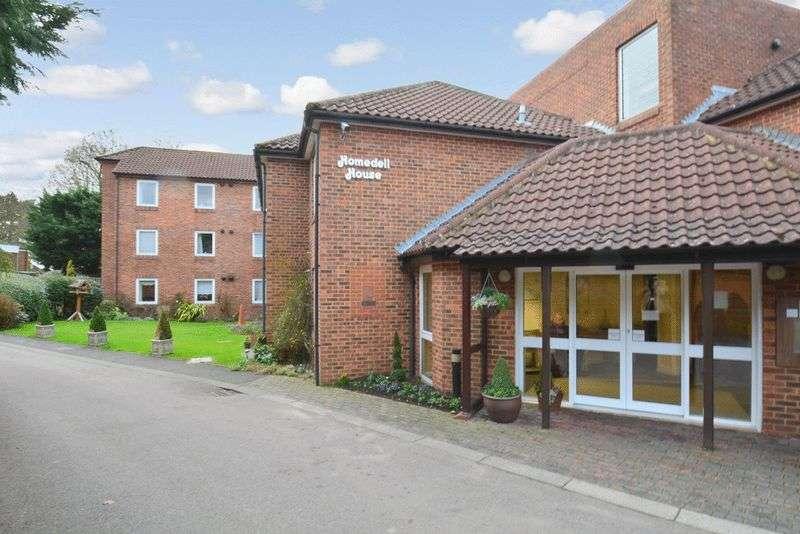 1 Bedroom Retirement Property for sale in Homedell House, Harpenden, AL5 3RA