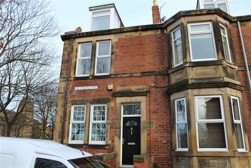 3 Bedrooms Maisonette Flat for sale in Patterdale Terrace, Gateshead, Tyne And Wear