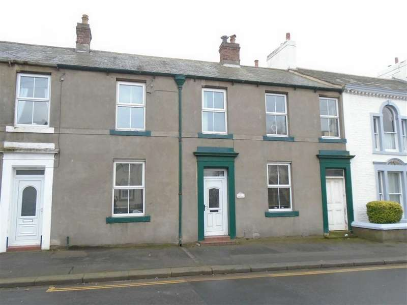 2 Bedrooms Terraced House for sale in Strand Terrace, Burnfoot, Wigton, Cumbria