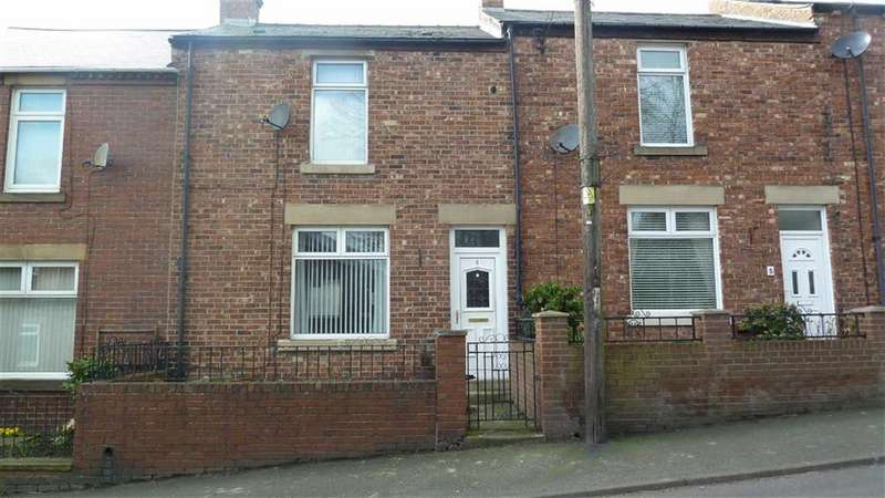 3 Bedrooms Terraced House for sale in Balfour Terrace, Chopwell, Tyne Wear
