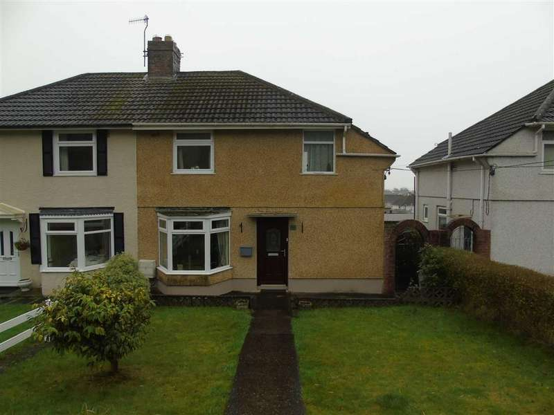 3 Bedrooms Semi Detached House for sale in Tan Y Coed, Burry Port, Llanelli