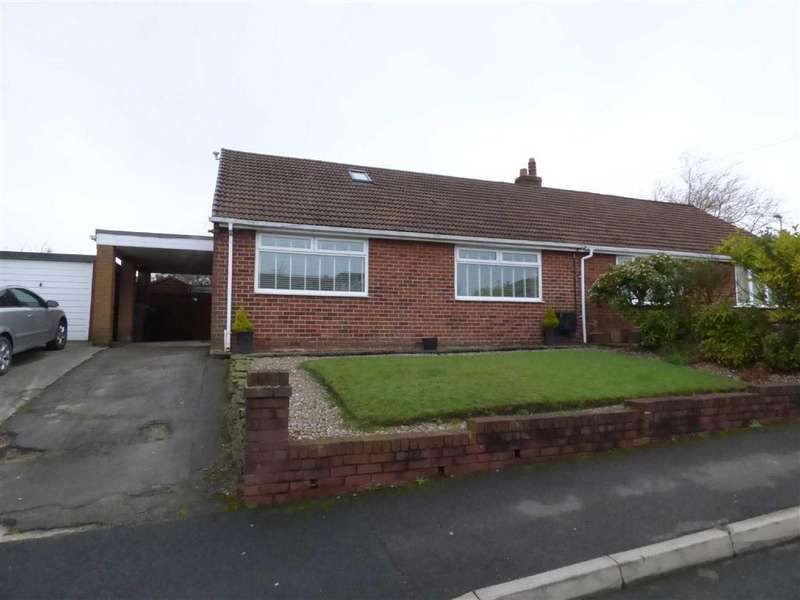 4 Bedrooms Semi Detached Bungalow for sale in Eskdale Avenue, Royton, Oldham, OL2