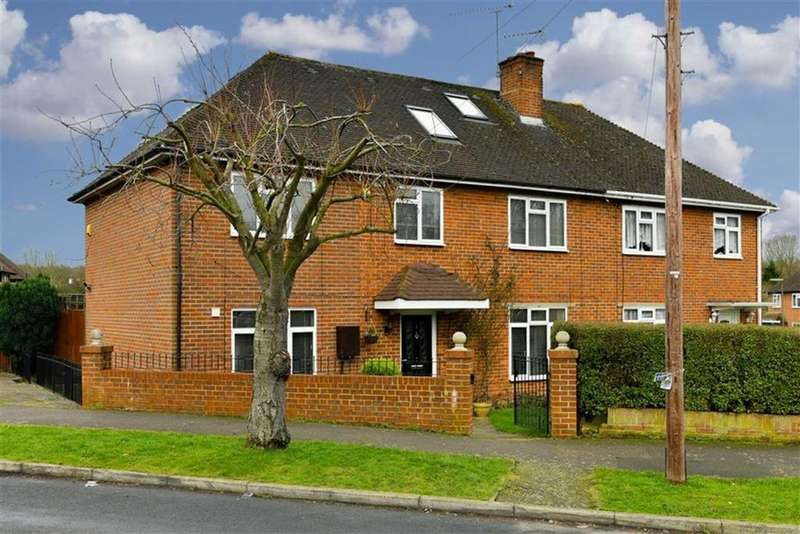 5 Bedrooms Semi Detached House for sale in Well Way, Epsom, Surrey