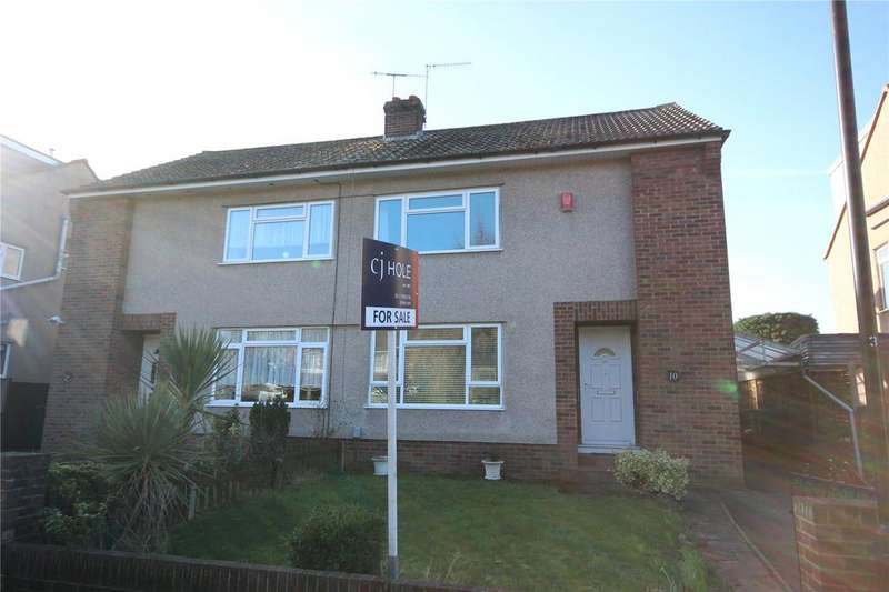3 Bedrooms Semi Detached House for sale in Westfield Road, Westbury-on-Trym, Bristol, BS9