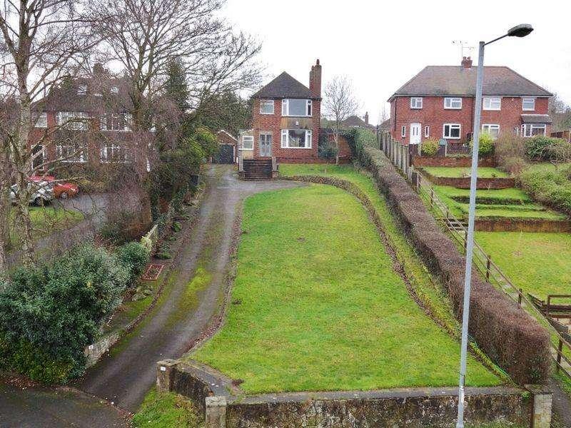 3 Bedrooms Detached House for sale in Wolverhampton Road, Kidderminster DY10 2UU