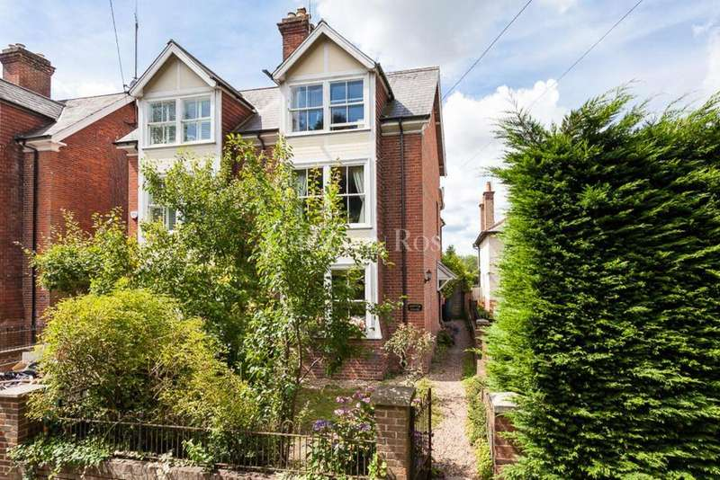5 Bedrooms Semi Detached House for sale in Moor Hill, Hawkhurst, Kent. TN18