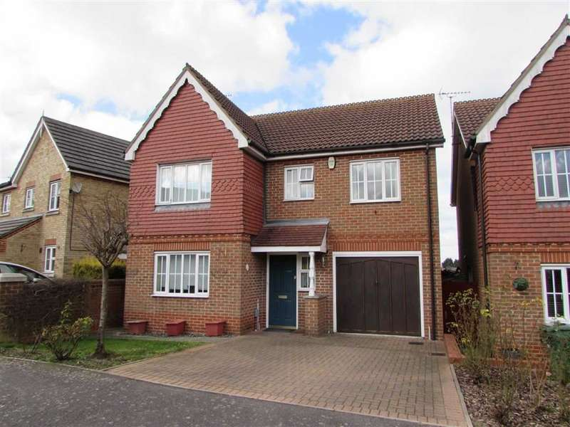 4 Bedrooms Property for sale in Portland Ride, Houghton Regis, Bedfordshire, LU5