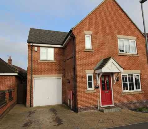 4 Bedrooms Detached House for sale in Chedington Avenue, Nottingham, Nottinghamshire, NG3 5SG