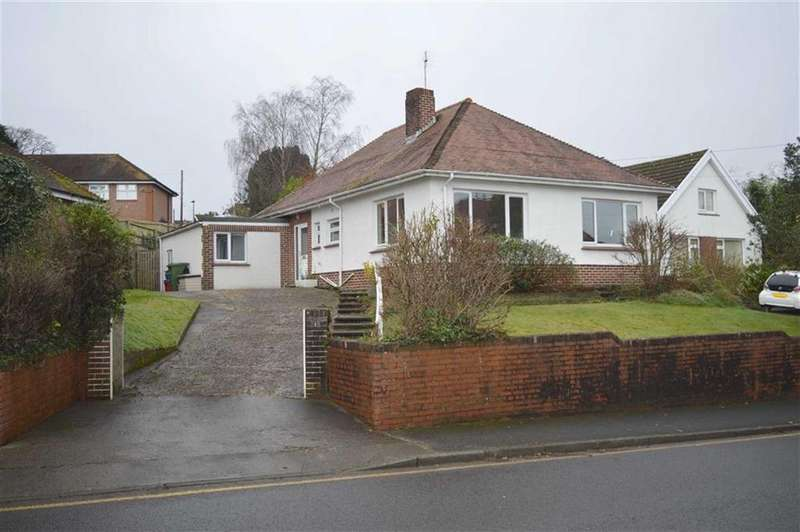 3 Bedrooms Detached Bungalow for sale in Woodland Avenue, West Cross, Swansea