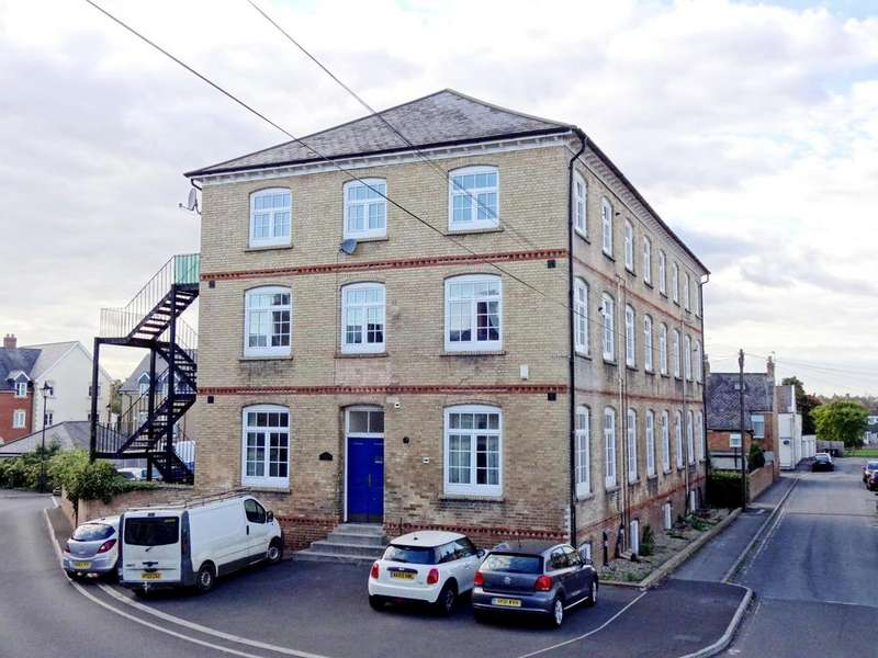 2 Bedrooms Flat for sale in Richmond Road, Taunton