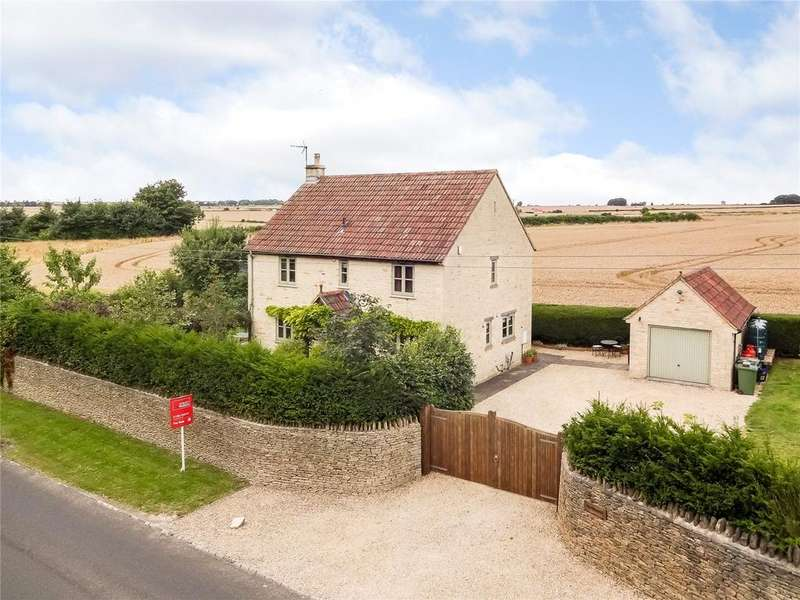 4 Bedrooms Detached House for sale in Didmarton, Badminton, Gloucestershire