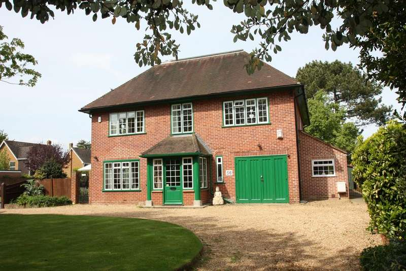 5 Bedrooms Detached House for sale in The Avenue, Alverstoke, Gosport PO12