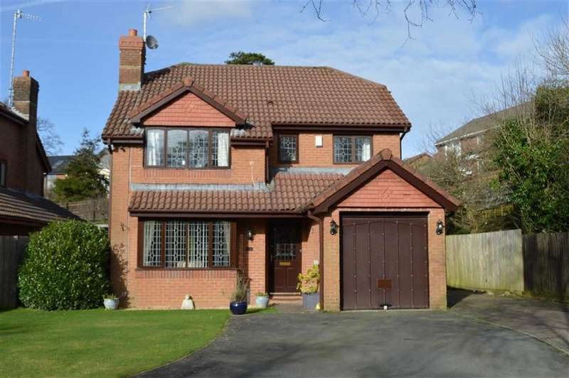 4 Bedrooms Detached House for sale in Dysgwylfa, Swansea, SA2