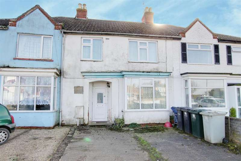 3 Bedrooms Terraced House for sale in Parkfield, Alford Road, Mablethorpe