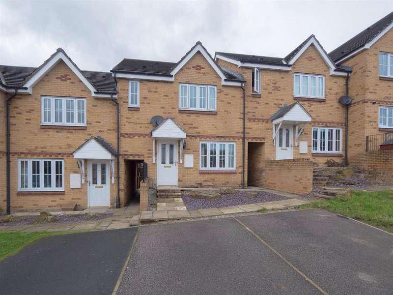 3 Bedrooms Town House for sale in Bescott Way, Bradford BD18 1QA
