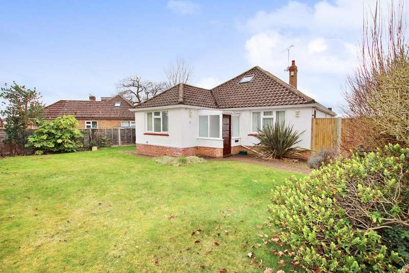 3 Bedrooms Bungalow for sale in PARK ROAD, DENMEAD