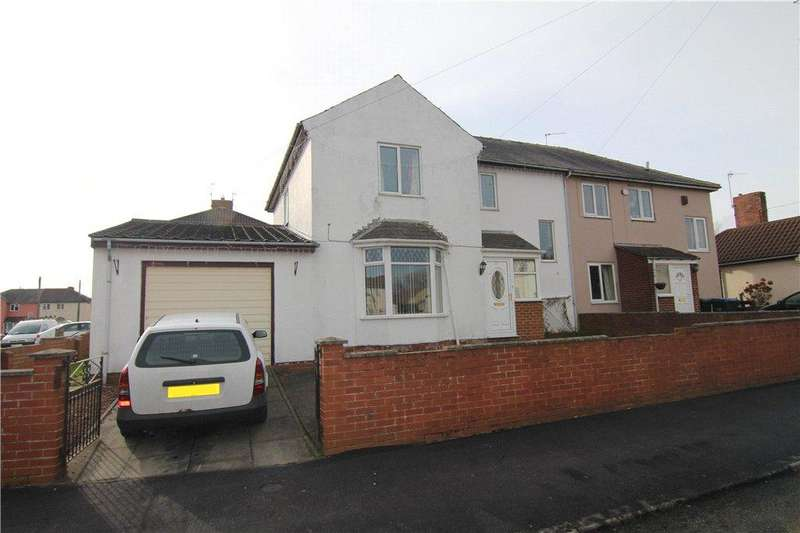 3 Bedrooms Semi Detached House for sale in Hartside View, Pity Me, Durham, DH1