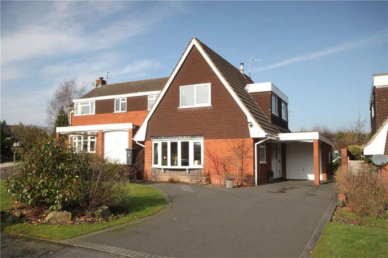 3 Bedrooms Detached House for sale in Valley View, Bewdley, DY12