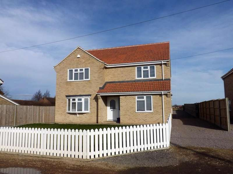 4 Bedrooms Detached House for sale in Fallow Corner Drove, Manea, March