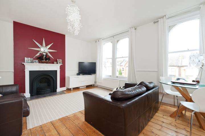 3 Bedrooms Flat for sale in Marmora Road, East Dulwich, SE22