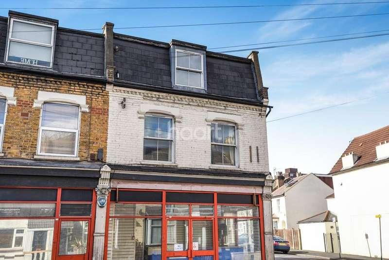 2 Bedrooms Flat for sale in Brafferton Road, Croydon, CR0