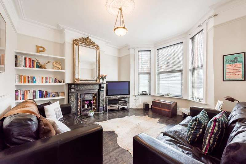 2 Bedrooms Flat for sale in Chamberlayne Road, London, NW10