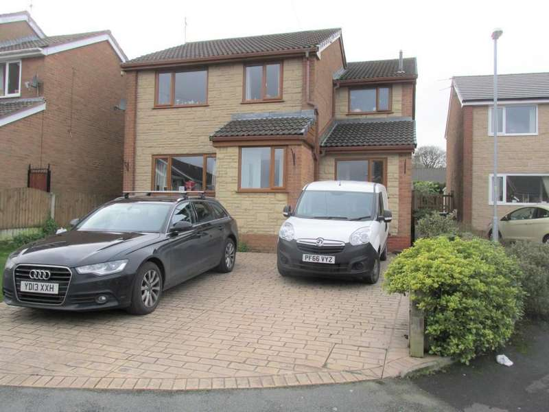 4 Bedrooms Detached House for sale in 36 CONWAY DRIVE, OSWALDTWISTLE