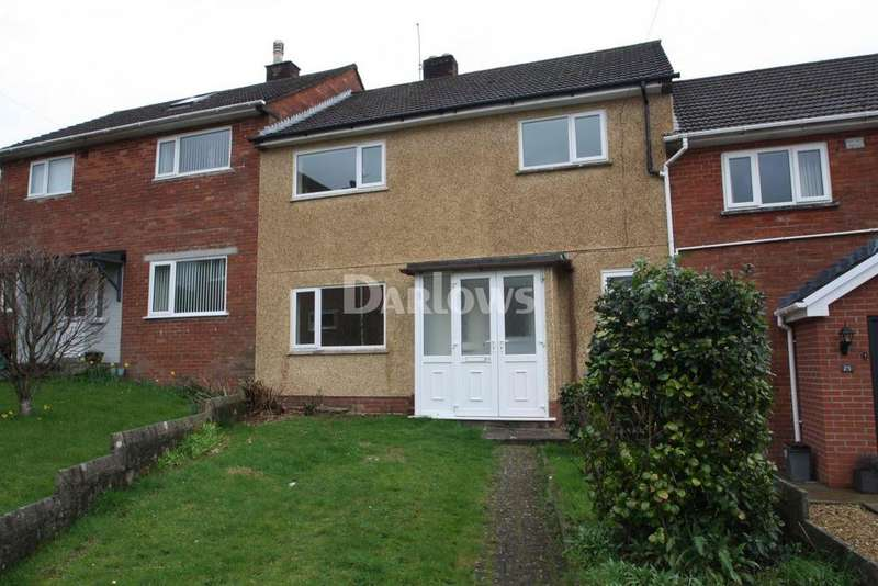 3 Bedrooms Terraced House for sale in Whitesands Road, Llanishen, Cardiff