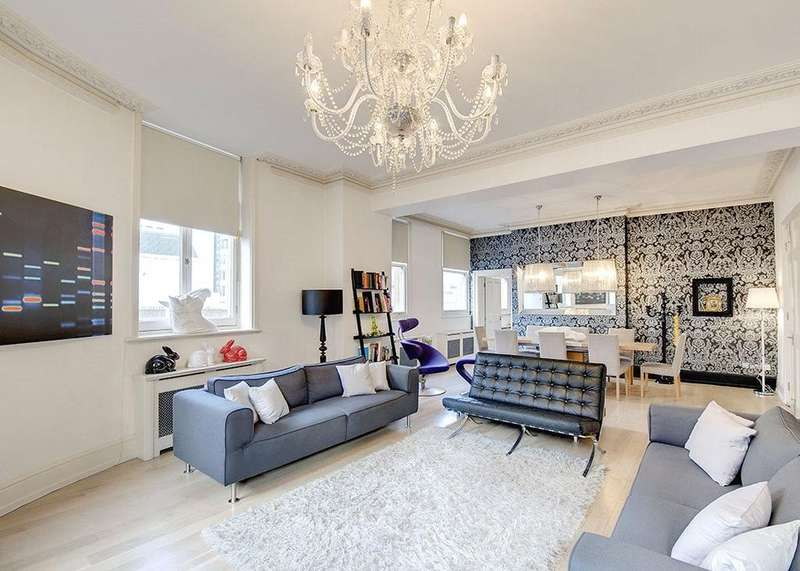3 Bedrooms Flat for sale in Northumberland Avenue, Covent Garden, London, WC2N